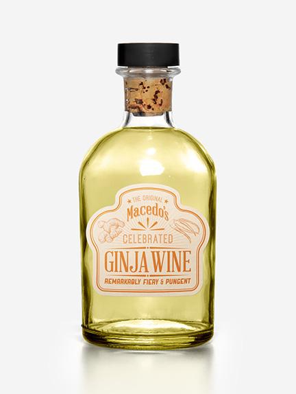 Ginja Wine