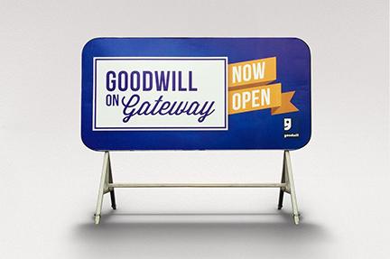 Goodwill on Gateway