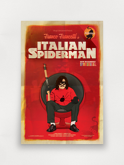 Italian Spiderman